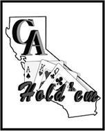 CA HOLD'EM