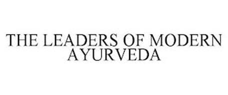 THE LEADERS OF MODERN AYURVEDA