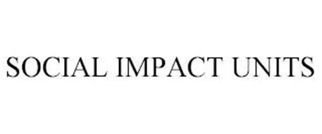 SOCIAL IMPACT UNITS