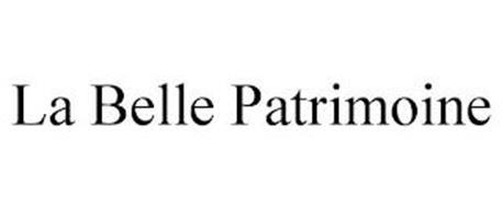 LA BELLE PATRIMOINE