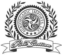 AGRIORGANIC IMPORTS, LLC PURE SICILIAN