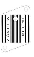 KLUSON +PLUS+