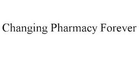 CHANGING PHARMACY FOREVER