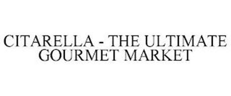 CITARELLA - THE ULTIMATE GOURMET MARKET