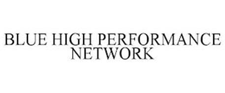 BLUE HIGH PERFORMANCE NETWORK
