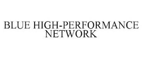 BLUE HIGH-PERFORMANCE NETWORK