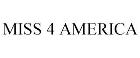 MISS 4 AMERICA