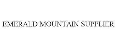 EMERALD MOUNTAIN SUPPLIER