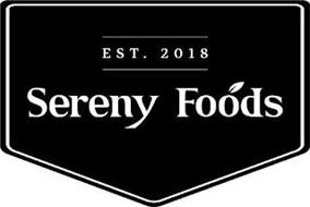 EST 2018 SERENY FOODS