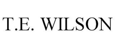 T.E. WILSON