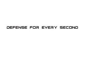 DEFENSE FOR EVERY SECOND