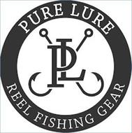 PURE LURE REEL FISHING GEAR PL