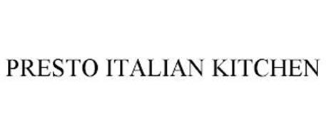 PRESTO ITALIAN KITCHEN