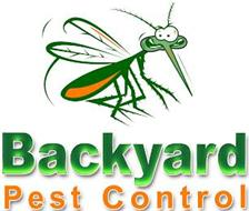 BACKYARD PEST CONTROL