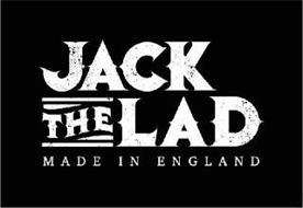 JACK THE LAD MADE IN ENGLAND