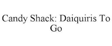 CANDY SHACK: DAIQUIRIS TO GO
