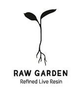 RAW GARDEN REFINED LIVE RESIN