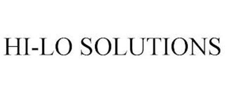 HI-LO SOLUTIONS