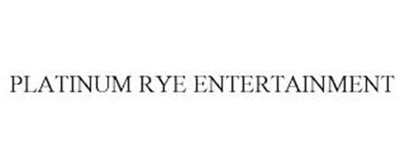 PLATINUM RYE ENTERTAINMENT