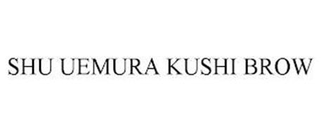 SHU UEMURA KUSHI BROW