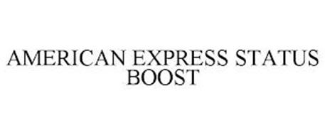 AMERICAN EXPRESS STATUS BOOST