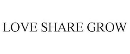 LOVE SHARE GROW