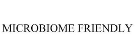 MICROBIOME FRIENDLY