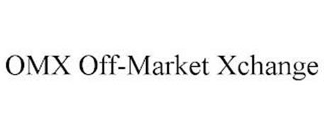 OMX OFF-MARKET XCHANGE