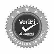 VERIFICATION IN FIELD VERIFI IMANIFOLD DRIVEN BY ICONNECT