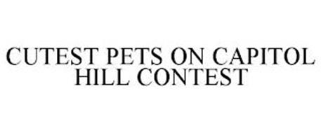 CUTEST PETS ON CAPITOL HILL CONTEST