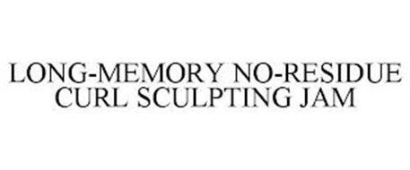 LONG-MEMORY NO-RESIDUE CURL SCULPTING JAM
