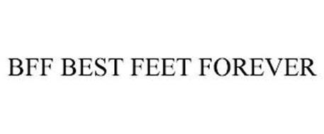BFF BEST FEET FOREVER