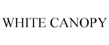 WHITE CANOPY