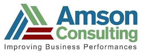 A AMSON CONSULTING IMPROVING BUSINESS PERFORMANCES