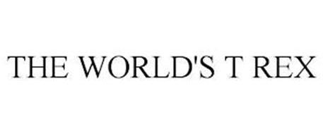 THE WORLD'S T REX