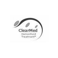 CLEARMED HEMORRHOID TREATMENT