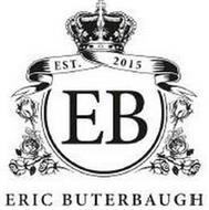 EST. 2015 EB ERIC BUTERBAUGH