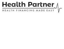HEALTH PARTNER HEALTH FINANCING MADE EASY