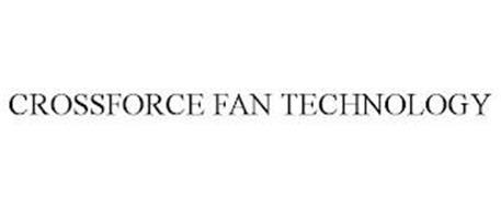 CROSSFORCE FAN TECHNOLOGY