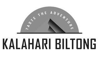 TASTE THE ADVENTURE KALAHARI BILTONG