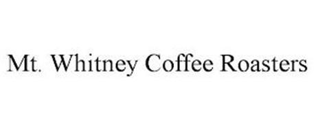 MT. WHITNEY COFFEE ROASTERS