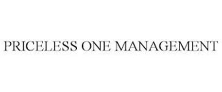PRICELESS ONE MANAGEMENT