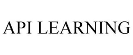 API LEARNING