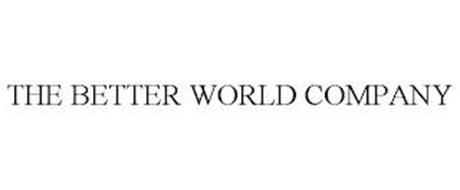 THE BETTER WORLD COMPANY