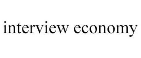INTERVIEW ECONOMY
