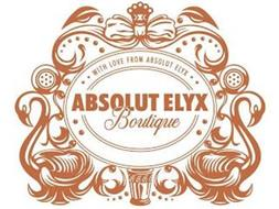 ABSOLUT ELYX BOUTIQUE WITH LOVE FROM ABSOLUT ELYX