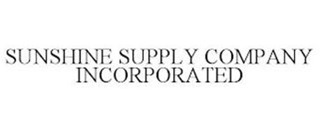 SUNSHINE SUPPLY COMPANY INCORPORATED