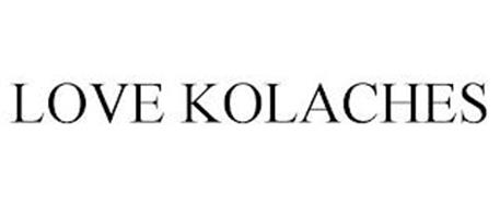 LOVE KOLACHES