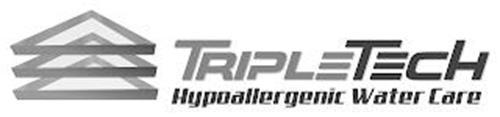 TRIPLETECH HYPOALLERGENIC WATER CARE
