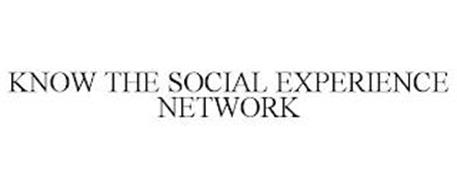 KNOW THE SOCIAL EXPERIENCE NETWORK